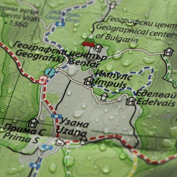 Водоустойчиви карти Ком-Емине